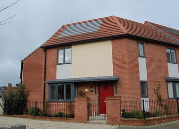 Thumbnail 1 bed semi-detached house to rent in Samwell Drive, Upton