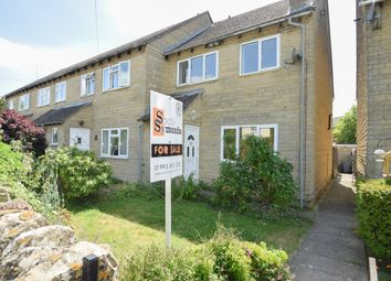 Thumbnail 3 bed end terrace house for sale in Pond Hill, Stonesfield, Witney