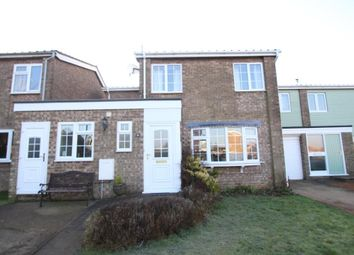 Thumbnail 4 bedroom link-detached house for sale in Longfields, Ely