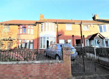 3 bed terraced house for sale in Kingsway, Ashton-On-Ribble, Preston PR2