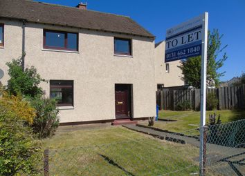 Thumbnail 3 bed semi-detached house to rent in D'arcy Road, Dalkeith, Midlothian