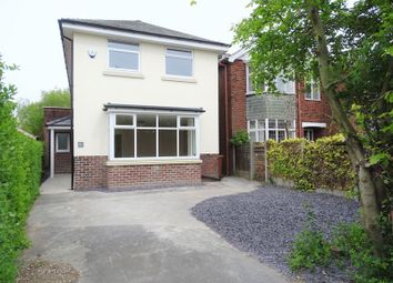 Thumbnail 3 bed detached house for sale in Liverpool Road, Penwortham, Preston
