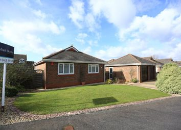 Thumbnail 3 bed detached bungalow for sale in Nightingale Close, Sherford, Plymouth
