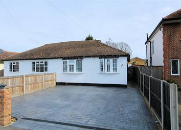 Thumbnail 3 bed semi-detached bungalow for sale in Pinewood Grove, New Haw, Addlestone
