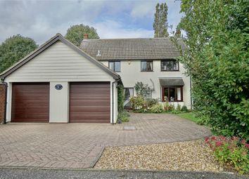 Thumbnail 4 bed detached house for sale in Scotts Close, Hilton, Huntingdon, Cambridgeshire