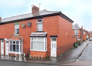 Thumbnail 3 bed end terrace house for sale in Geoffrey Street, Chorley