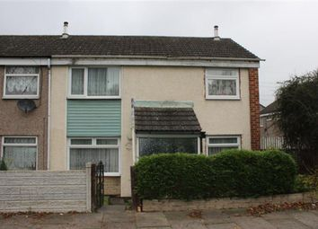 Thumbnail 3 bed end terrace house for sale in Bromford Drive, Hodge Hill, Birmingham