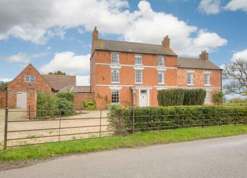 Thumbnail 6 bed farmhouse for sale in Woolscott, Rugby
