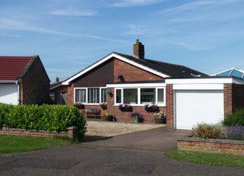 Thumbnail 3 bed detached bungalow for sale in St. Leonards Close, Wymondham