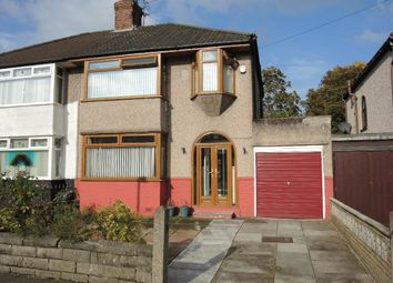 Thumbnail 3 bed semi-detached house to rent in Yew Tree Lane, West Derby, Liverpool