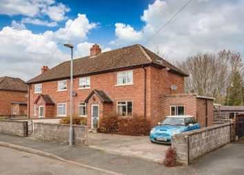 Thumbnail 3 bed semi-detached house for sale in Gipsy Castle Estate, Hay-On-Wye, Hereford
