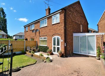 Thumbnail 3 bed semi-detached house for sale in Alder Grove, Hoole, Chester