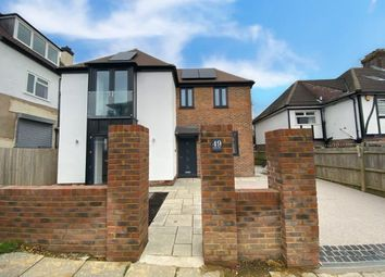 Thumbnail 3 bed detached house for sale in Coleman Avenue, Hove
