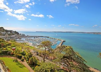 Thumbnail 3 bed flat for sale in Mast Warren Road, Torquay