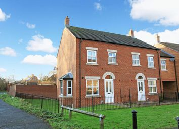 Thumbnail 3 bedroom semi-detached house for sale in 20 Sankey Drive, Hadley, Telford