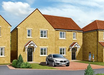 Thumbnail 3 bedroom semi-detached house for sale in Plot 10, 'the Wells', Bellwood Court, Hoyland, Barnsley