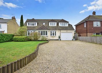 5 bed detached house for sale in Steeles Lane, Meopham, Kent DA13