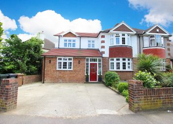 Thumbnail 4 bed semi-detached house for sale in Lingfield Avenue, Dartford, Kent