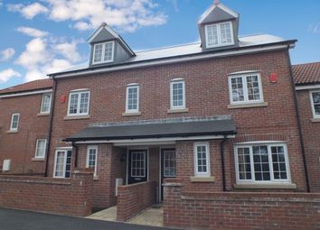 Thumbnail 4 bed town house to rent in Radfords Turf, Cranbrook, Exeter