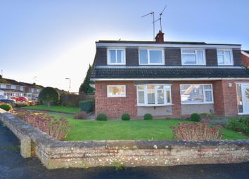 Thumbnail 3 bed semi-detached house for sale in Acorn Park, Cranford Road, Burton Latimer, Kettering