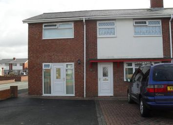Thumbnail Semi-detached house for sale in 24, Lon Cilgwyn, Caernarfon