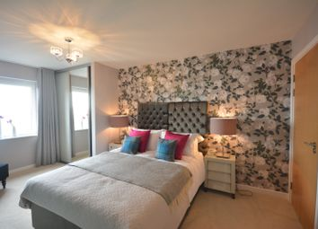 Thumbnail 1 bed flat to rent in Centenary Quay, Woolston, Southampton, Hampshire
