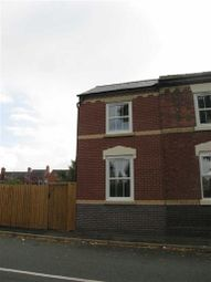 Thumbnail 1 bed end terrace house to rent in Crowmere Road, Belvidere, Shrewsbury