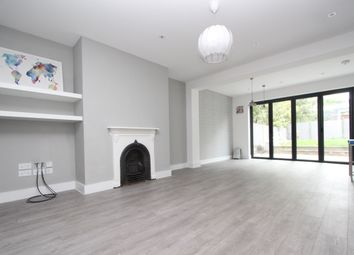 Thumbnail 3 bed flat to rent in Tetherdown, London