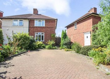 Thumbnail 2 bed semi-detached house for sale in Netley Road, Morden