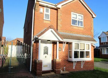 Thumbnail 3 bed detached house to rent in Newsham Road, Huyton, Liverpool