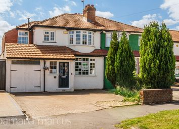 Northcroft Road, West Ewell, Epsom KT19. 4 bed semi-detached house