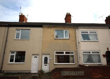 3 bed terraced house for sale in Weatherill Street, Goole DN14