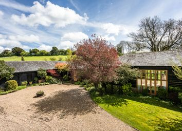 Thumbnail 6 bed barn conversion for sale in Nether Wallop, Stockbridge, Hampshire