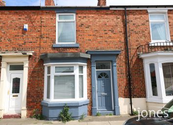 Thumbnail 2 bed terraced house to rent in Station Road, Stockton On Tees