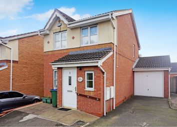 Thumbnail 3 bed detached house for sale in Embassy Road, Oldbury