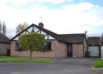 Thumbnail 2 bed detached bungalow to rent in Cromwell Court, Ashdene Close, Willerby, Hull