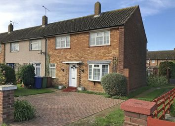 Thumbnail 3 bed terraced house for sale in St. Marys Road, Grays