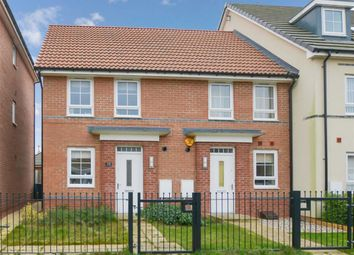 Thumbnail 2 bedroom end terrace house for sale in Richmond Lane, Kingswood, Hull, East Yorkshire