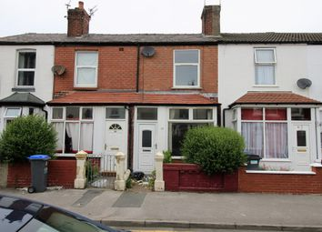 Thumbnail 2 bed terraced house for sale in Peter Street, Blackpool