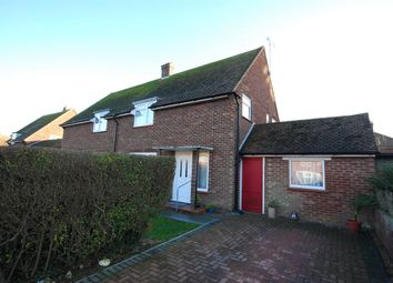 Thumbnail 3 bed semi-detached house for sale in Guildford Avenue, Westgate-On-Sea