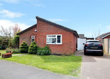 Thumbnail 3 bed detached bungalow for sale in Cawstons Meadow, Poringland, Norwich, Norfolk