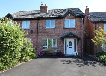 Thumbnail 3 bed semi-detached house for sale in Riverford, Whitehead, Carrickfergus