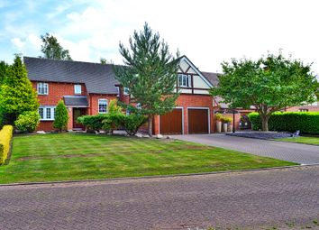 Thumbnail 5 bed detached house for sale in Bowles Close, Sandbach