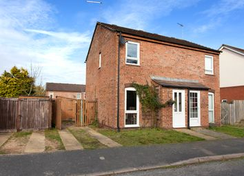 Thumbnail 2 bed semi-detached house for sale in Granary Way, Horsham