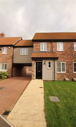 Thumbnail 3 bed property to rent in The Ridings, Poringland, Norwich