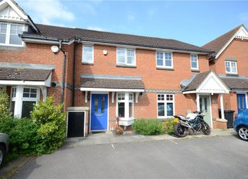 Thumbnail 2 bed terraced house for sale in Clonmel Close, Caversham, Reading