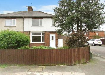 Thumbnail 2 bed semi-detached house for sale in Conway Street, Long Eaton, Long Eaton