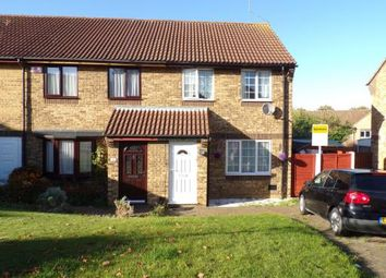 Thumbnail 2 bed semi-detached house for sale in Tallyfield End, Northampton, Northamptonshire