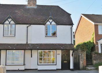 Thumbnail 3 bed semi-detached house to rent in London Road, Marlborough