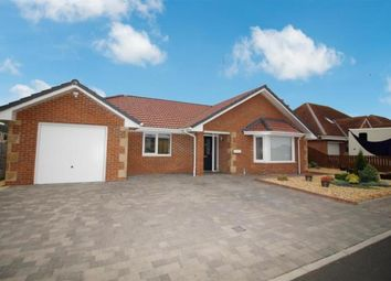 Thumbnail 4 bed detached bungalow for sale in Hastings Terrace, New Hartley, Whitley Bay